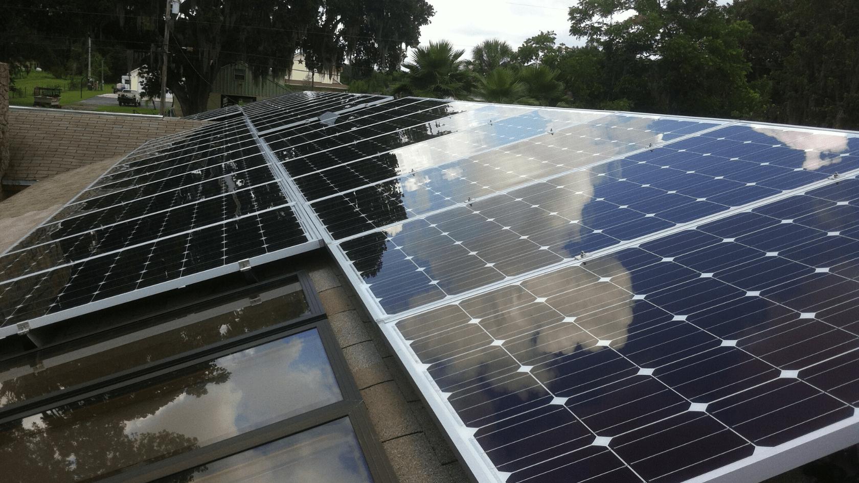 Solar in a Recession