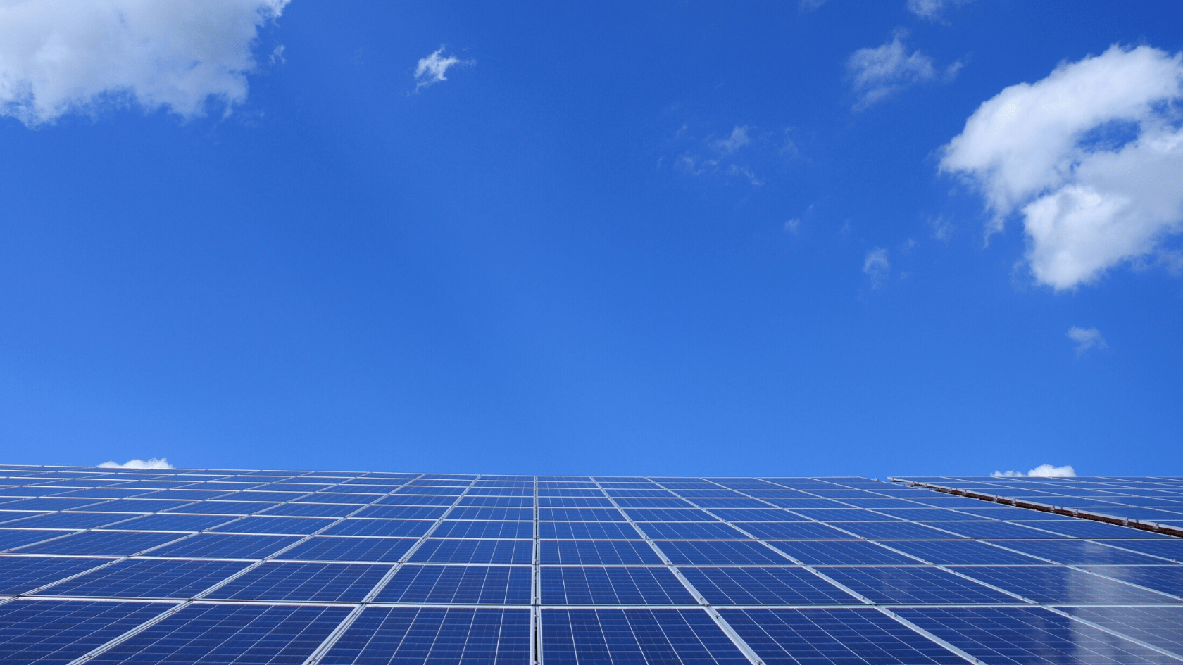 Solar panels are the future of energy