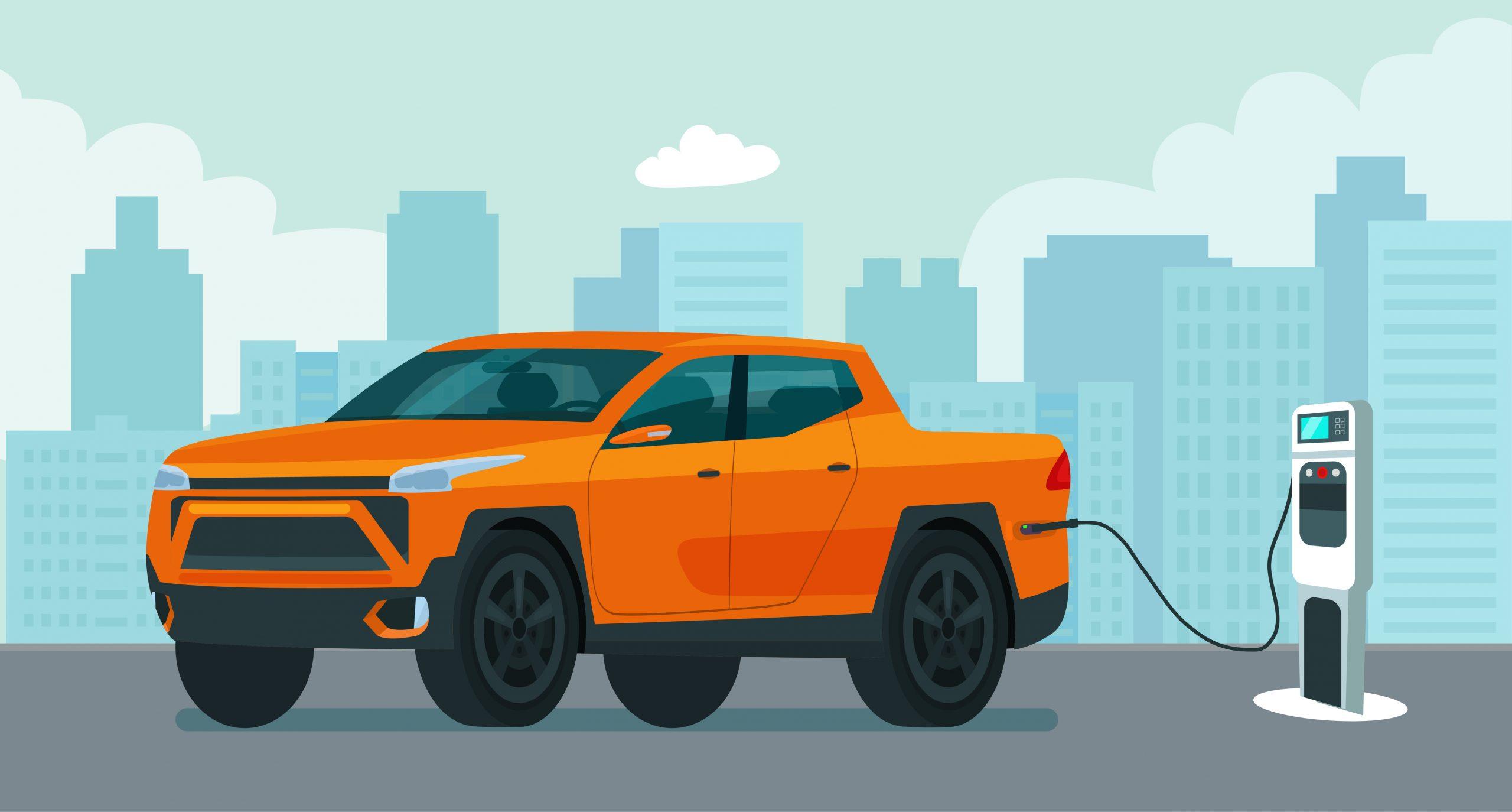 Electric Dodge Ram