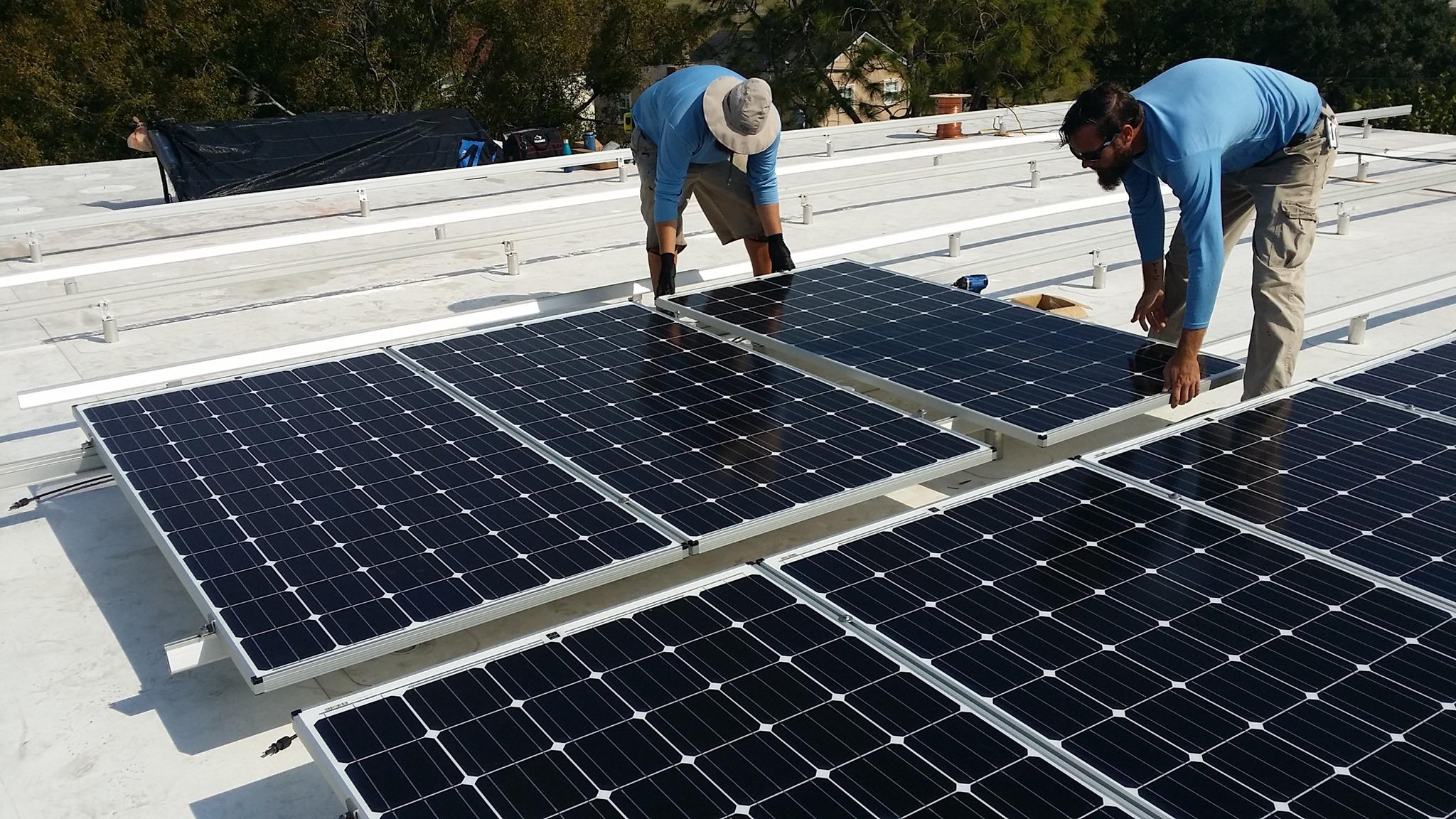 Vet Solar Avoid Scams